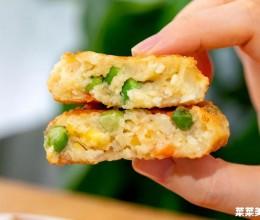 豆腐饼|快手营养