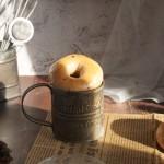 蔓越莓贝果 低脂低糖 健康营养的早餐面包