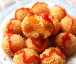 番茄土豆奶酪球
