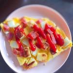 网红馒头饼