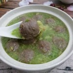 牛油果墨魚湯