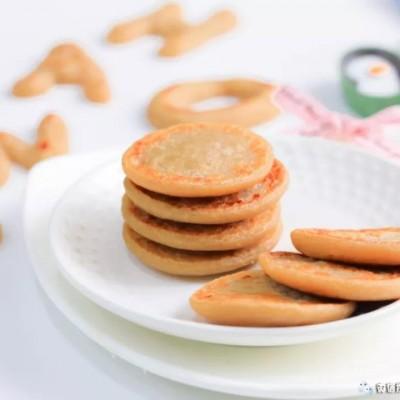 苹果板栗饼 宝宝辅食食谱