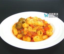 意式土豆面团