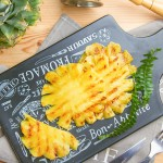 朗姆烤菠萝