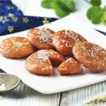 自制火晶柿子饼