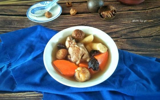 罗汉果猪骨汤