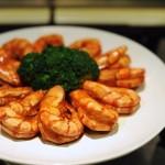 家常快手菜-经典㸆大蝦