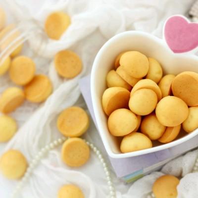 蛋黄饼干~杏元饼干