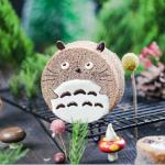 黑米龍貓蛋糕