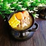 为爱煲汤+ 玉米胡萝卜筒骨汤