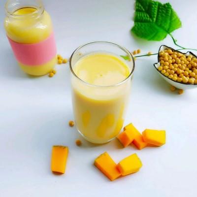 玉米南瓜豆浆
