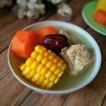 龙骨玉米汤