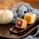 仙豆糕——麻薯拉丝味