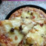 快手披萨(含披萨皮制作)