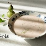 花生小豆腐