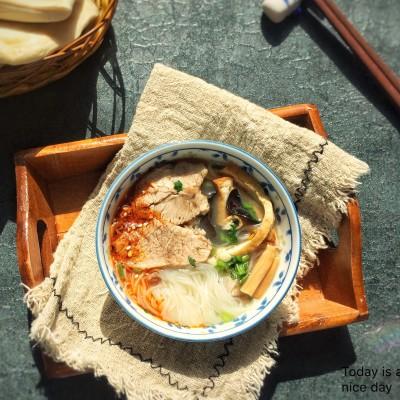 小碗水盆白肉片~水盆羊肉改良版