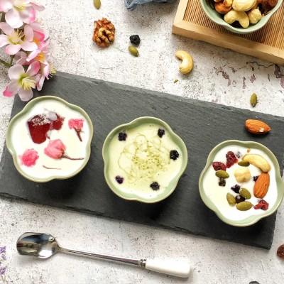 三味花式酸奶(自制酸奶)