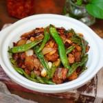 豆瓣青椒炒肉