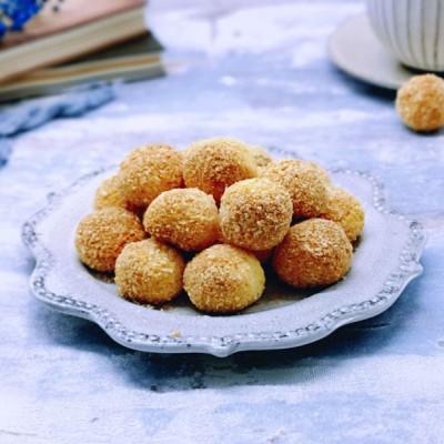 黃金椰蓉球