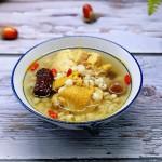 薏米红枣鸡汤