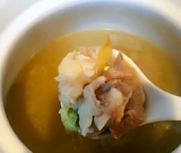 砂锅羊排(汤)