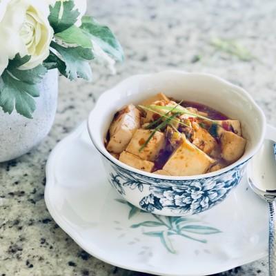 5分钟闪电式麻婆豆腐