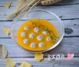花式水果菜——木瓜肉丸汤