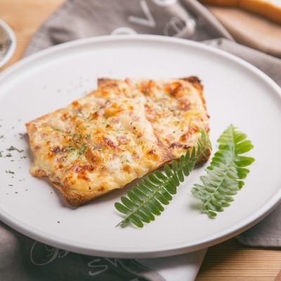 培根奶酪焗吐司