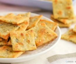 豆腐海苔脆饼 宝宝辅食食谱