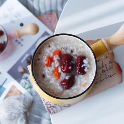红枣枸杞藜麦粥