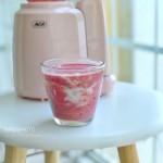 樱桃酸奶思慕雪