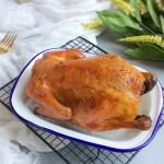 脆皮烤全鸡