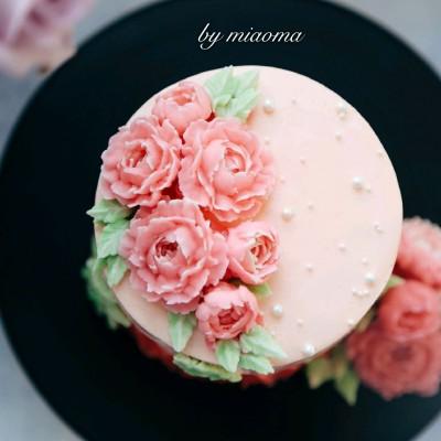 橙皮磅蛋糕~生日蛋糕