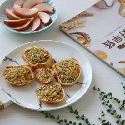 法式蒜香面包片