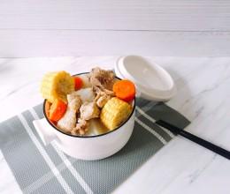 暖心萝卜排骨汤
