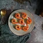 牛油果虾仁沙拉