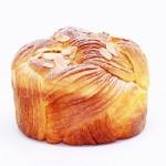 糕一三班——牛乳富士山面包