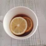 红糖柠檬水