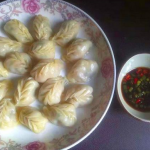 芹菜香菇肉馅饺子
