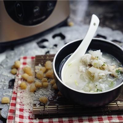 干贝萝卜粥(破壁机版)