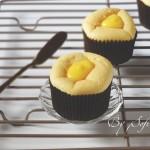 柠檬凝乳夹心蛋糕