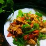 辣椒炒鸡蛋#下饭菜#