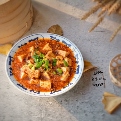 超级下饭的麻婆豆腐#风味人间#