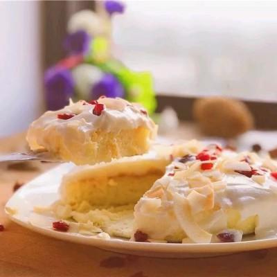酸奶海綿蛋糕