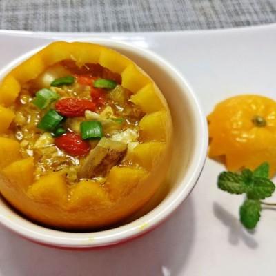 #《风味人间》美食复刻大挑战#南宋名菜——蟹酿橙