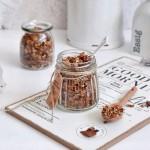 肉桂烤燕麦—自制Granola