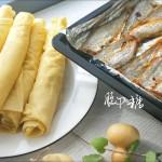 外嫩里酥的煎饼卷鱼#非常规创意吃鱼法#