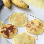 香蕉蛋黄饼