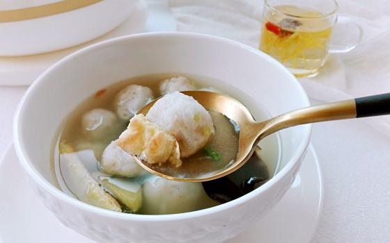 鱼丸#非常规创意吃鱼法#