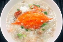 砂锅海鲜粥